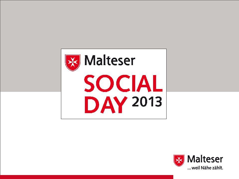 1Malteser Social Day 2013 | Die Malteser | 10. Dezember 2015