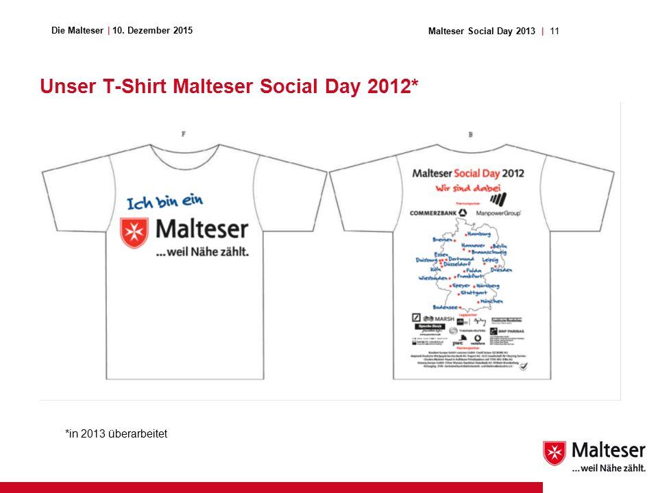 11Malteser Social Day 2013 | Die Malteser | 10.