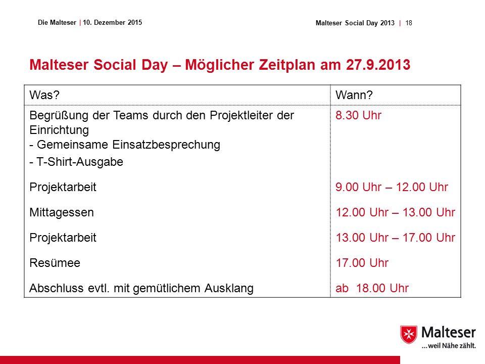 18Malteser Social Day 2013   Die Malteser   10.