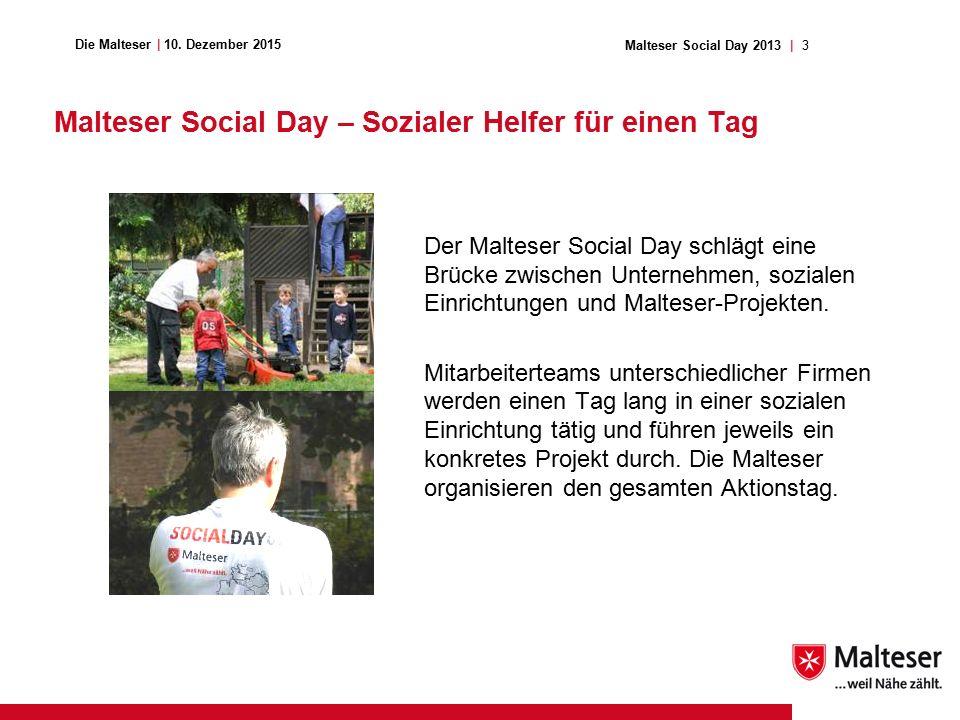 3Malteser Social Day 2013 | Die Malteser | 10.