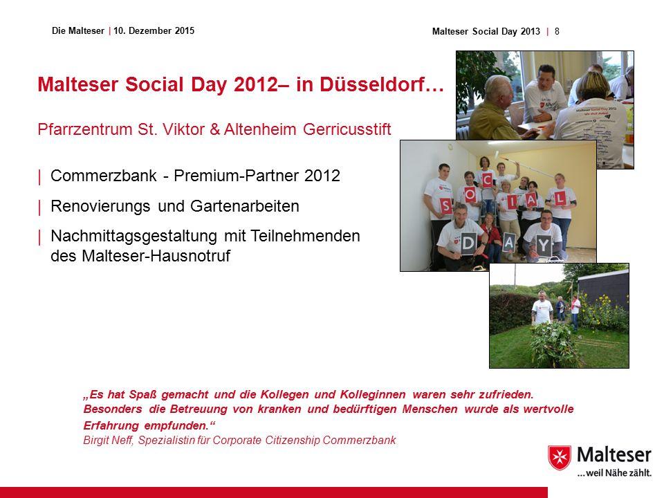8Malteser Social Day 2013   Die Malteser   10.