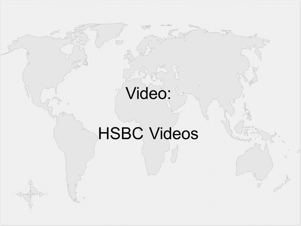 Video: HSBC Videos