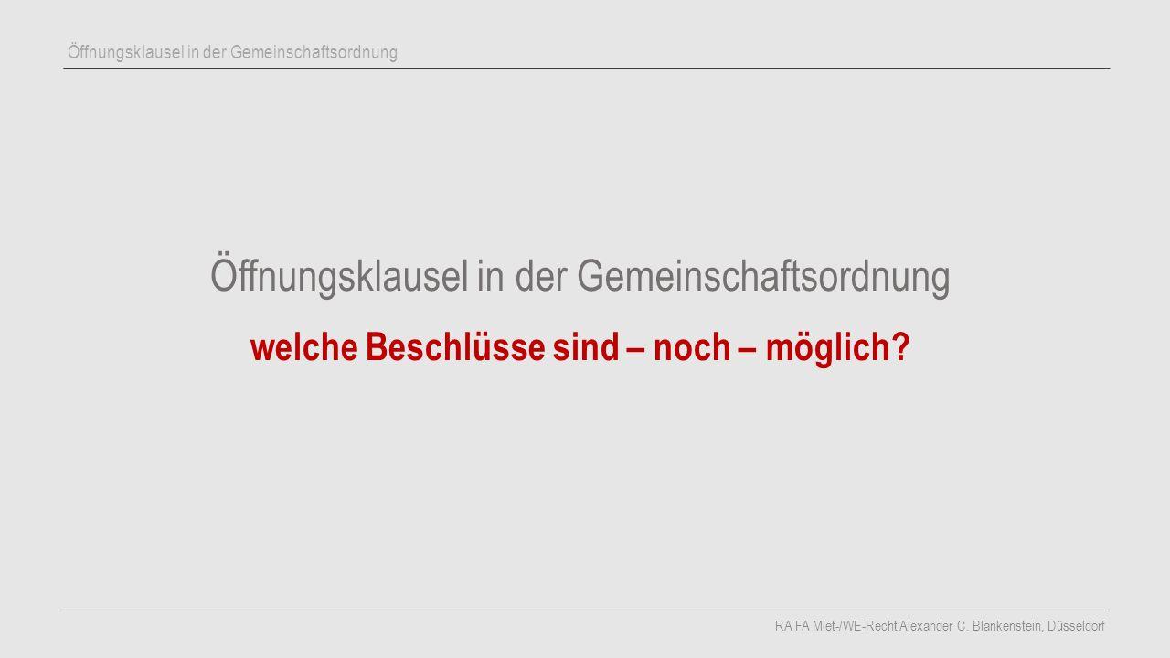 Exkurs: Bauliche Veränderung Verfahrenskostenbelastung des Verwalters LG München I (v.