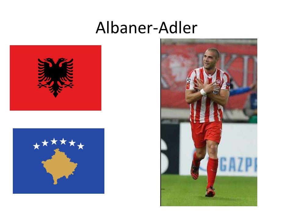 Albaner-Adler