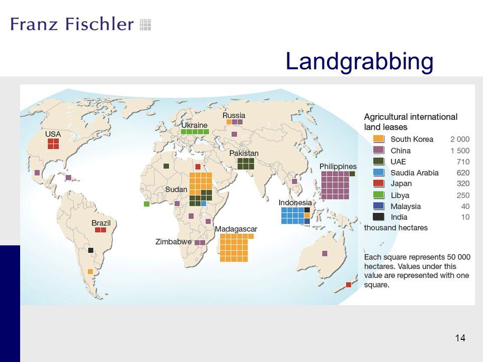 14 Landgrabbing