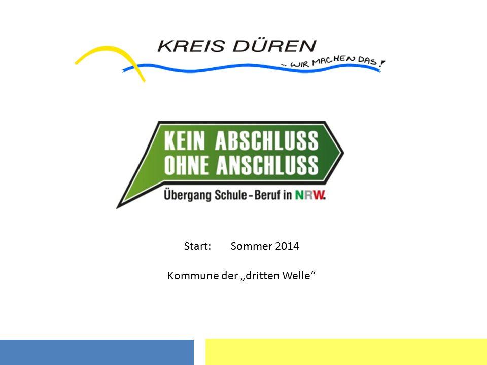 """Start: Sommer 2014 Kommune der """"dritten Welle"""""""