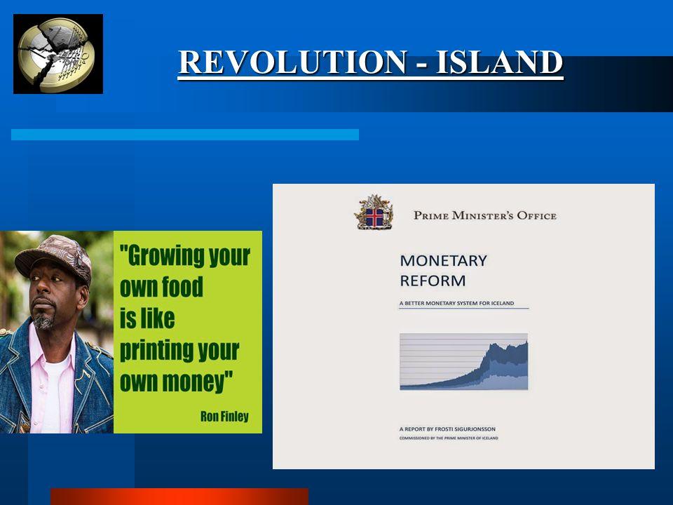 REVOLUTION - ISLAND