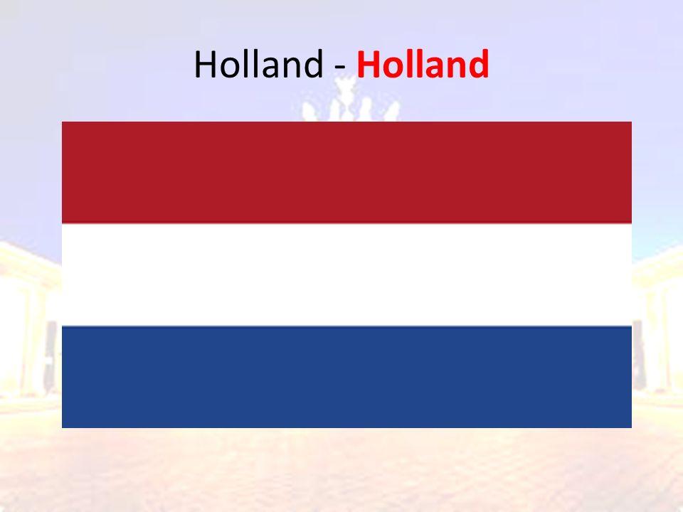 Holland - Holland