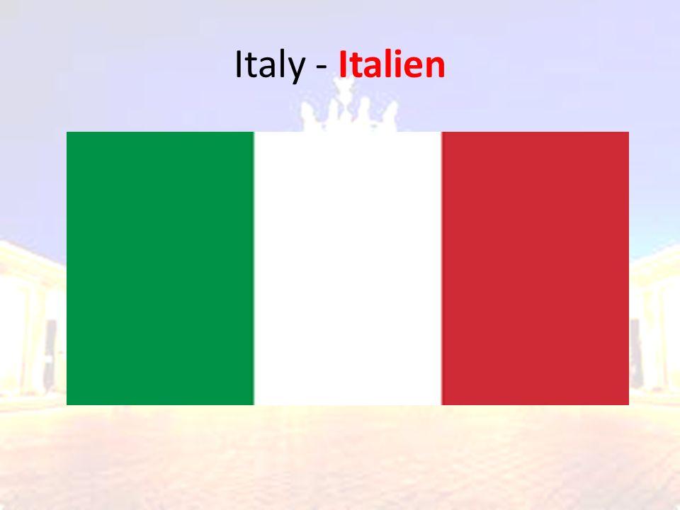 Italy - Italien