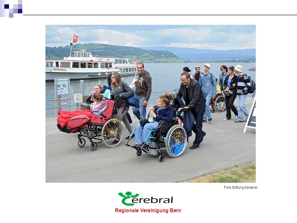 Regionale Vereinigung Bern Die Stiftung Cerebral