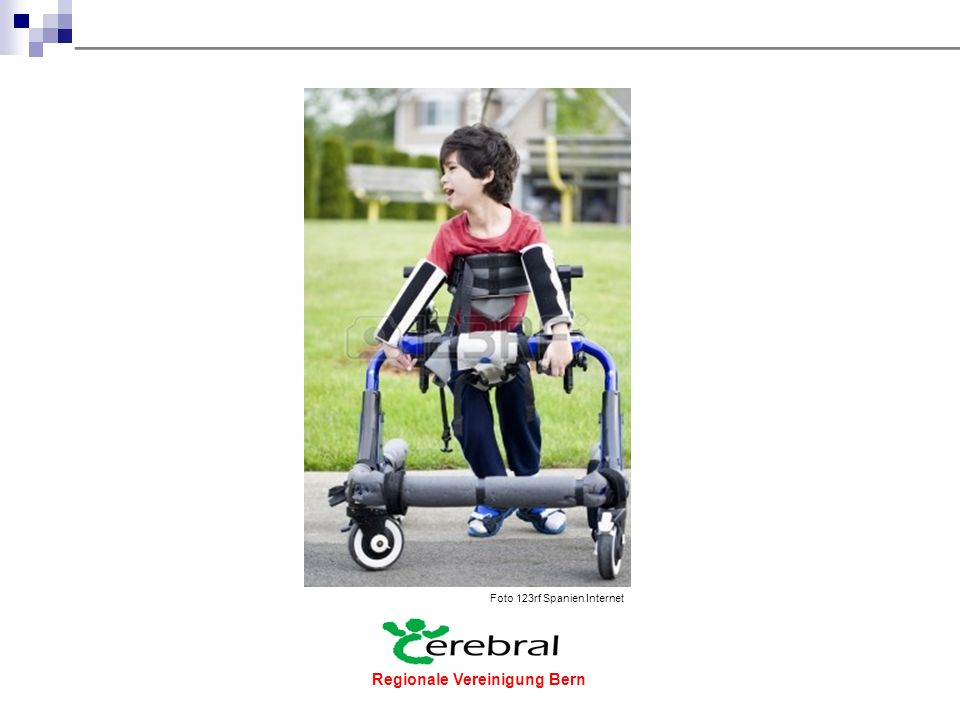 """Regionale Vereinigung Bern  2002 wurde die Zusammenarbeit zwischen der """"Vereinigung Cerebral ( der Behinderten-Selbsthilfe) und der """"Stiftung Cerebral (der Behindertenhilfe) durch einen Partnerschaftsvertrag geregelt."""