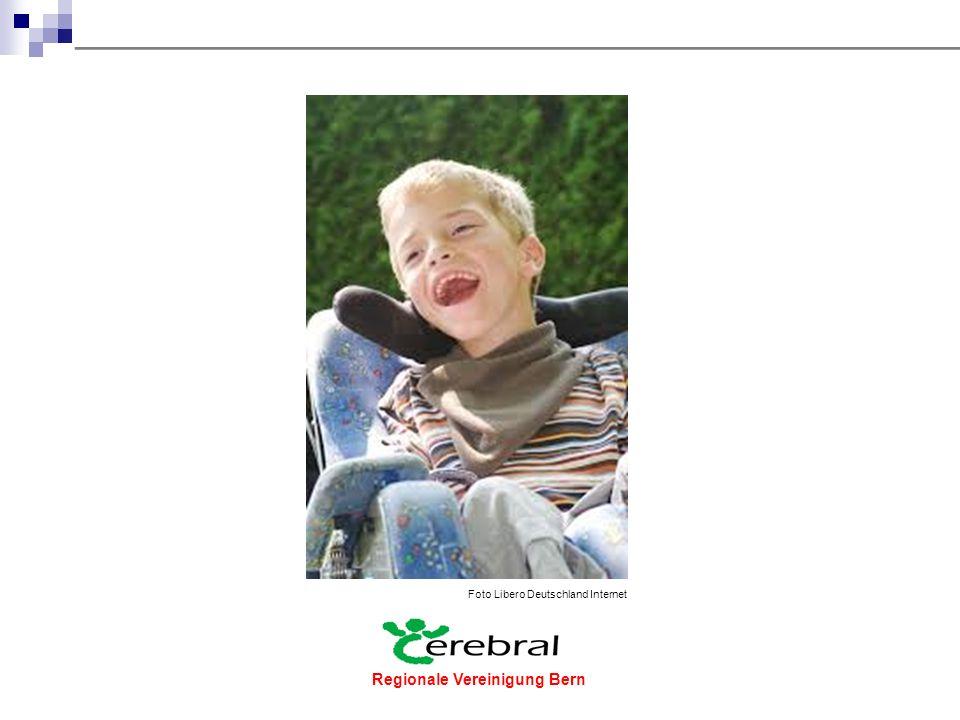 Regionale Vereinigung Bern  Die Stiftung unterstützt und fördert die Direkthilfe zur Integration von Menschen mit cerebralen Beeinträchtigungen und finanziert die Arbeit der Selbsthilfe der Vereinigung Cerebral Schweiz.