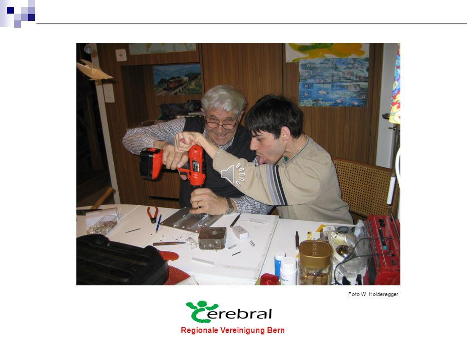 Regionale Vereinigung Bern  Die Stärke der cerebralen Beeinträchtigungen sagt nichts über die Intelligenz des Betroffenen aus.