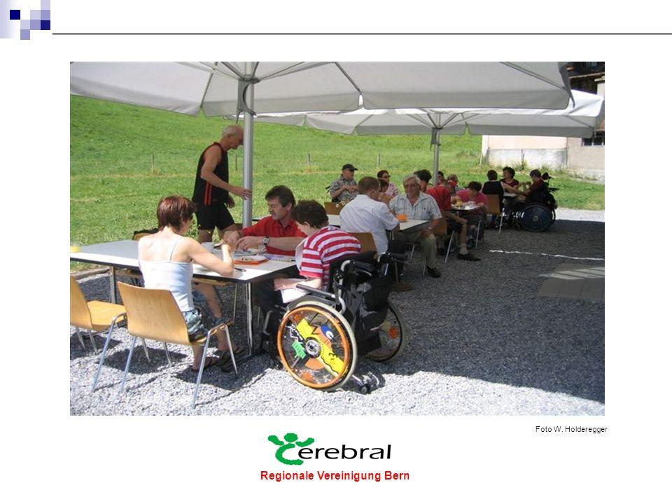 Regionale Vereinigung Bern Wer ist die Regionale Vereinigung Cerebral.