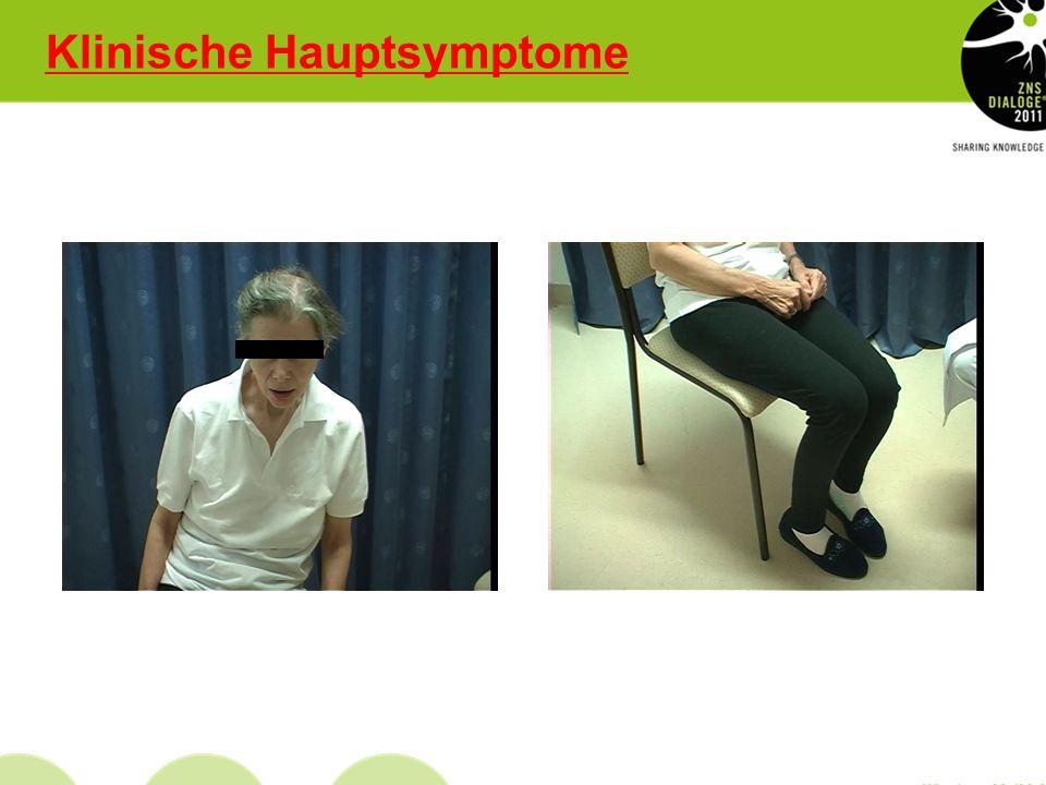 Klinische Hauptsymptome