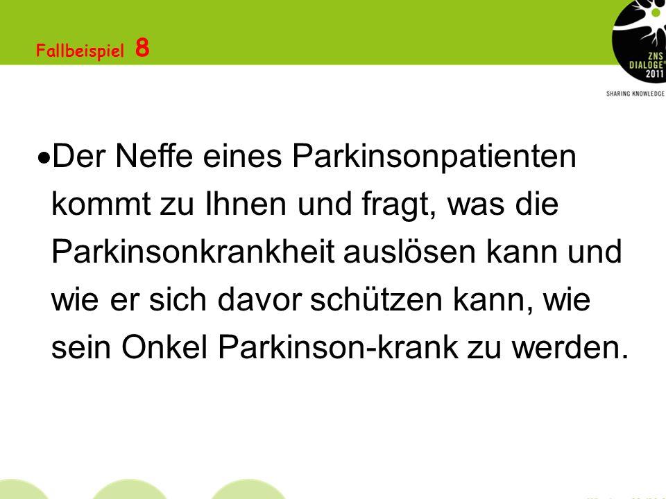 Moore et al. (2005) Genetisch-determinierte Parkinson-Syndrome
