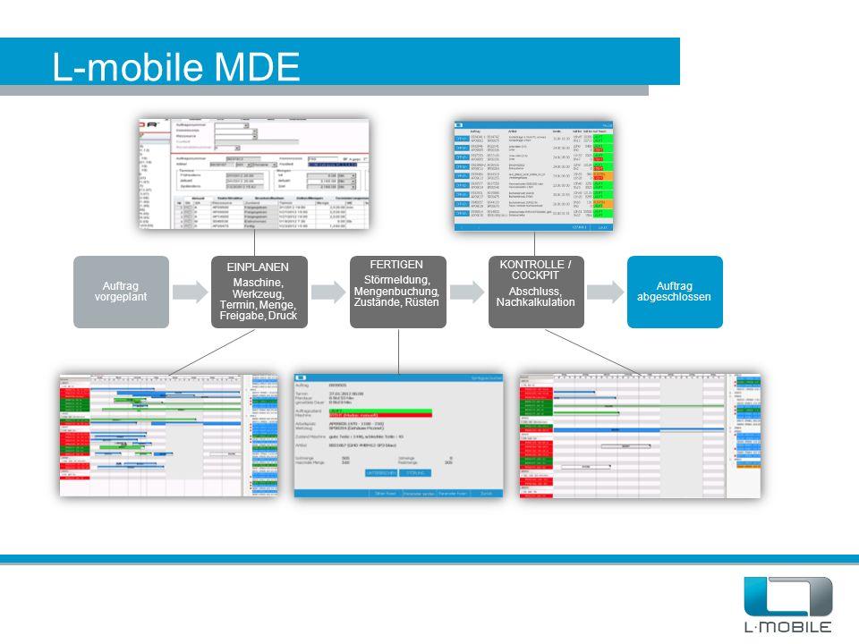 L-mobile MDE