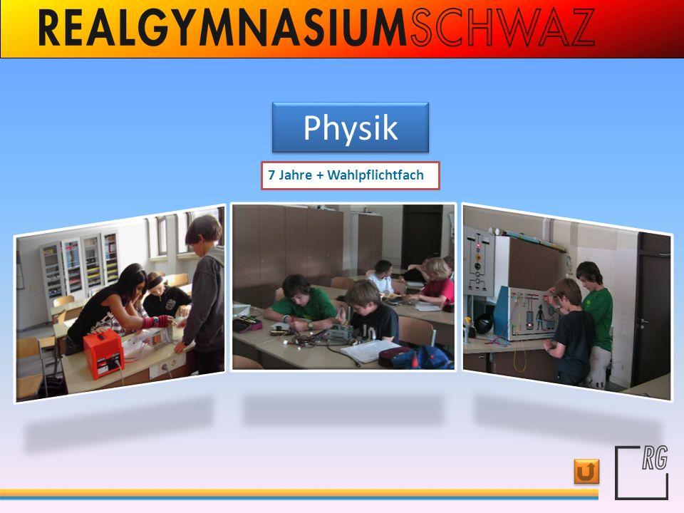 Physik 7 Jahre + Wahlpflichtfach