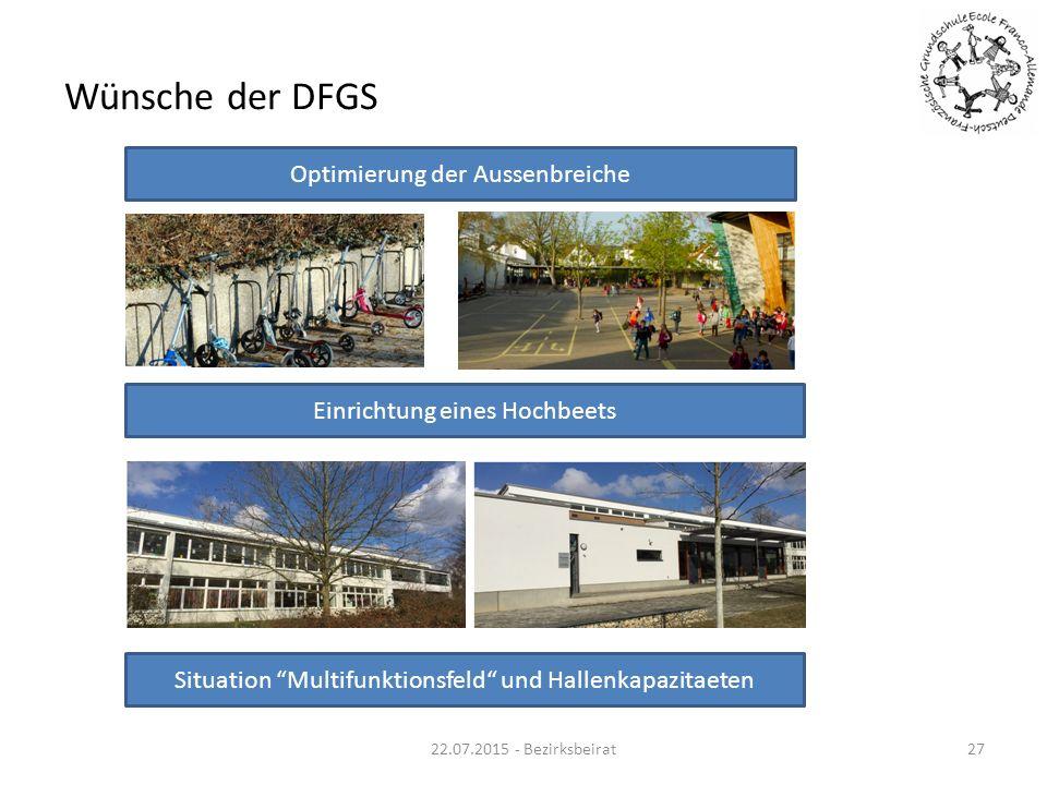 Vielen Dank .22.07.2015 - Bezirksbeirat28 Damaris Scholler Rektorin dt.-fr.