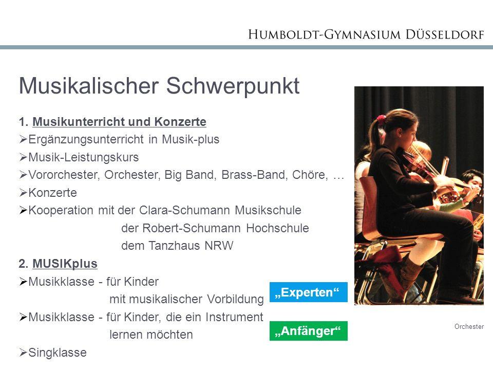 Humboldt-Gymnasium im Jahreslauf weitere Informationen