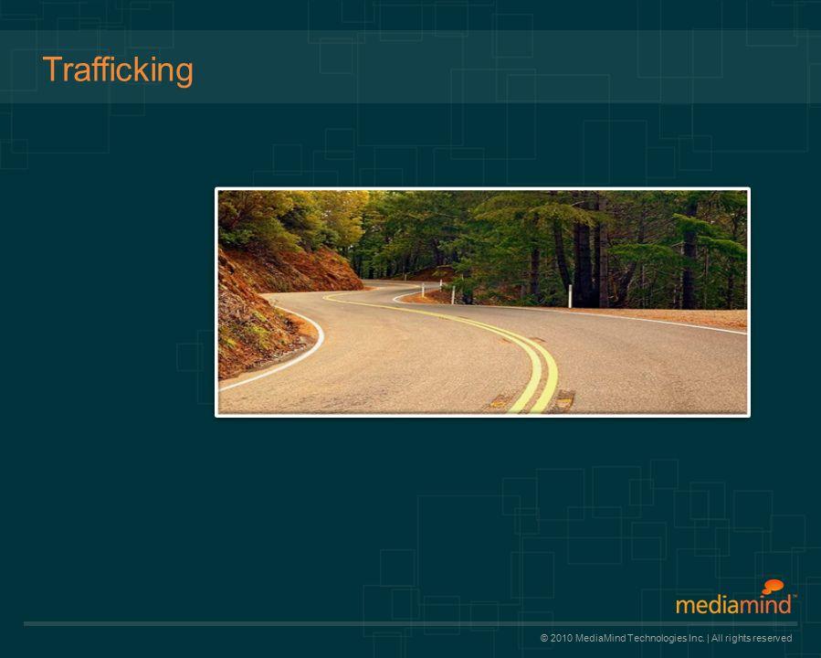 © 2010 MediaMind Technologies Inc.  All rights reserved Welcher Weg führt zur Conversion.