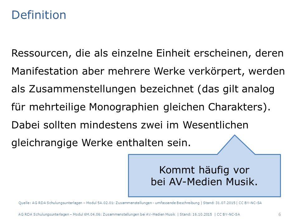 """Erfassung der Teile Strukturierte Beschreibung der in Beziehung stehenden Manifestation (RDA 25.1.1.3 D-A-CH) Zitat RDA 25.1.1.3 D-A-CH: Strukturierte Beschreibung der Teile einer Zusammenstellung: 1.Verwenden Sie als einleitende Beziehungskennzeichnung """"Enthält ."""