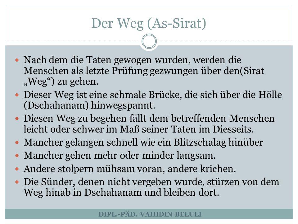 Der Wall (Al-Qintar) DIPL.-PÄD.