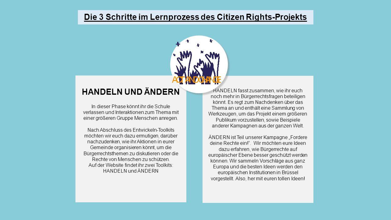 HANDELN fasst zusammen, wie ihr euch noch mehr in Bürgerrechtsfragen beteiligen könnt.