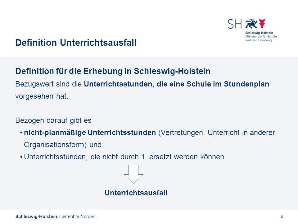Schleswig-Holstein.
