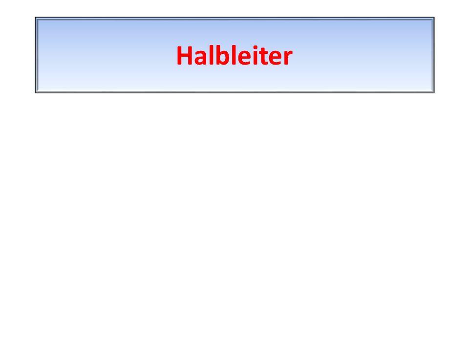 Halbleiter