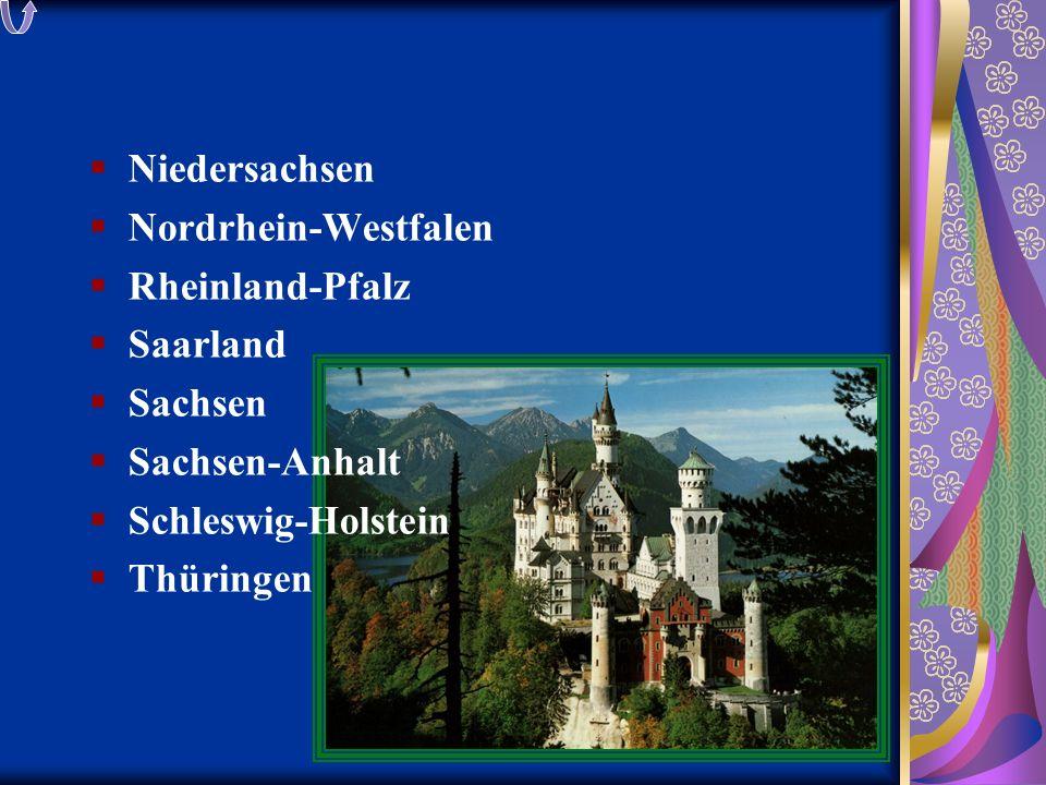 Gesetzgebungsorgane des Bundes sind der Bundestag und der Bundesrat In Deutschland gibt es verschiedene Parteien: die CDU, die CSU, die SPD, die FDP, die Linke und die Bündnis 90/die Grünen