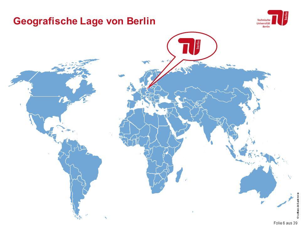 Folie 6 aus 39 Geografische Lage von Berlin © softonic.de/Lauterwein