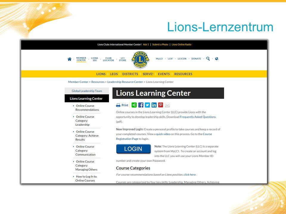 Lions-Lernzentrum
