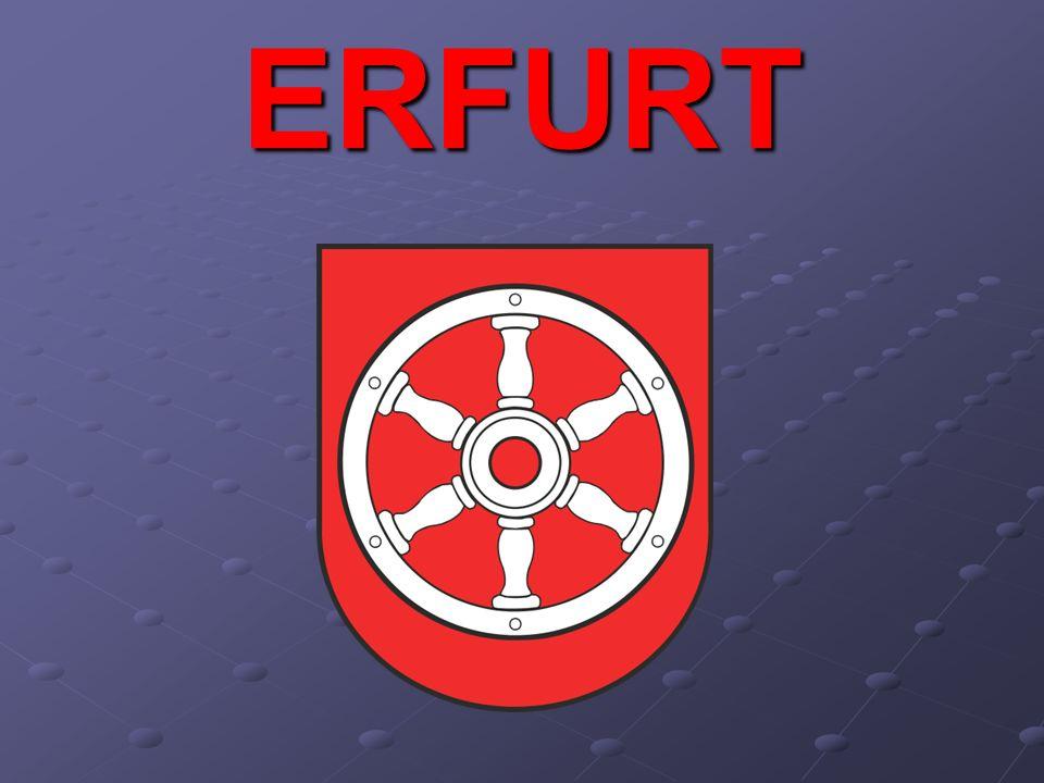 In welchen Bundesland liegt Erfurt.