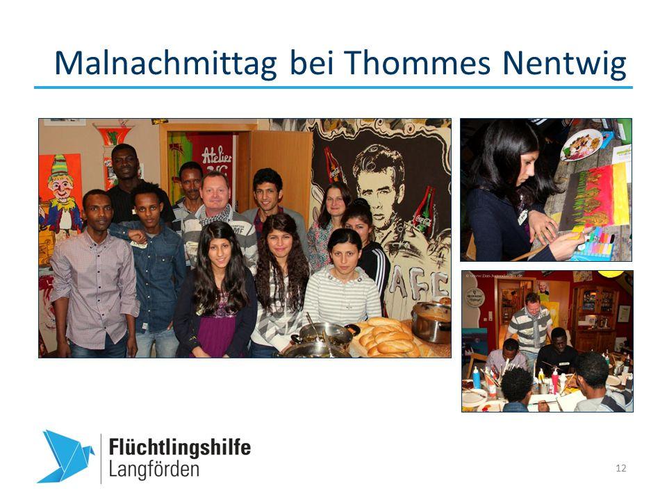 Malnachmittag bei Thommes Nentwig 12