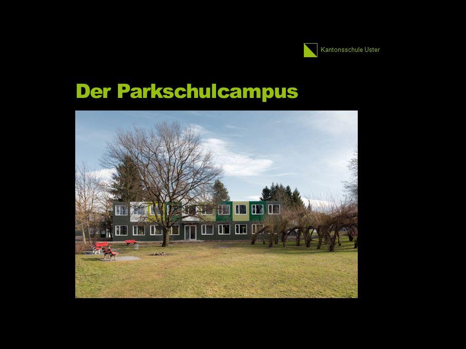 Kantonsschule Uster Der Parkschulcampus 3.
