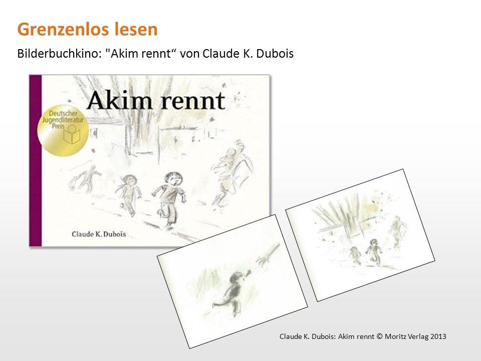 Grenzenlos lesen Bilderbuchkino:
