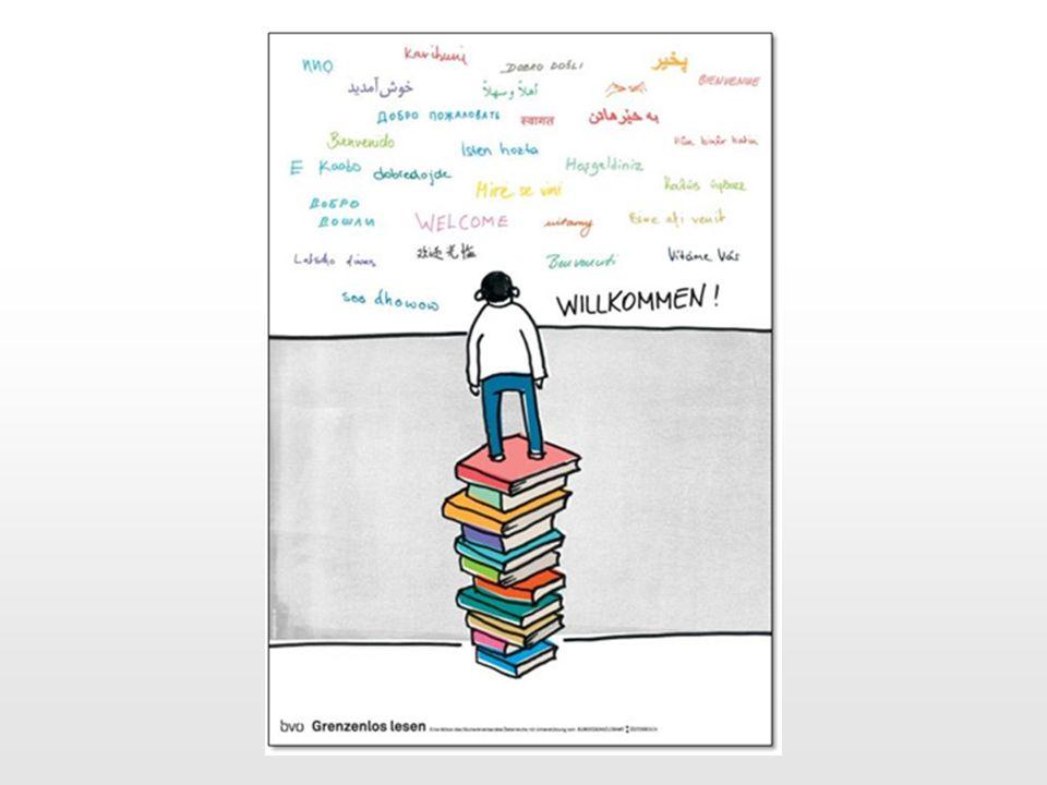Büchereiverband Österreichs Museumstraße 3B/12 1070 Wien Tel.: +43 1 406 97 22 / 13 Fax: +43 1 406 35 94 / 22 E-Mail: bvoe@bvoe.at www.bvoe.at www.wirlesen.org www.facebook.com/wirlesen.org Vielen Dank für Ihre Aufmerksamkeit.