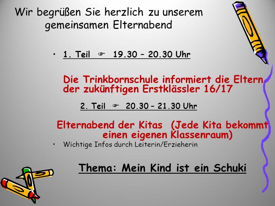 Hausmeister der Trinkbornschule Herr Weber