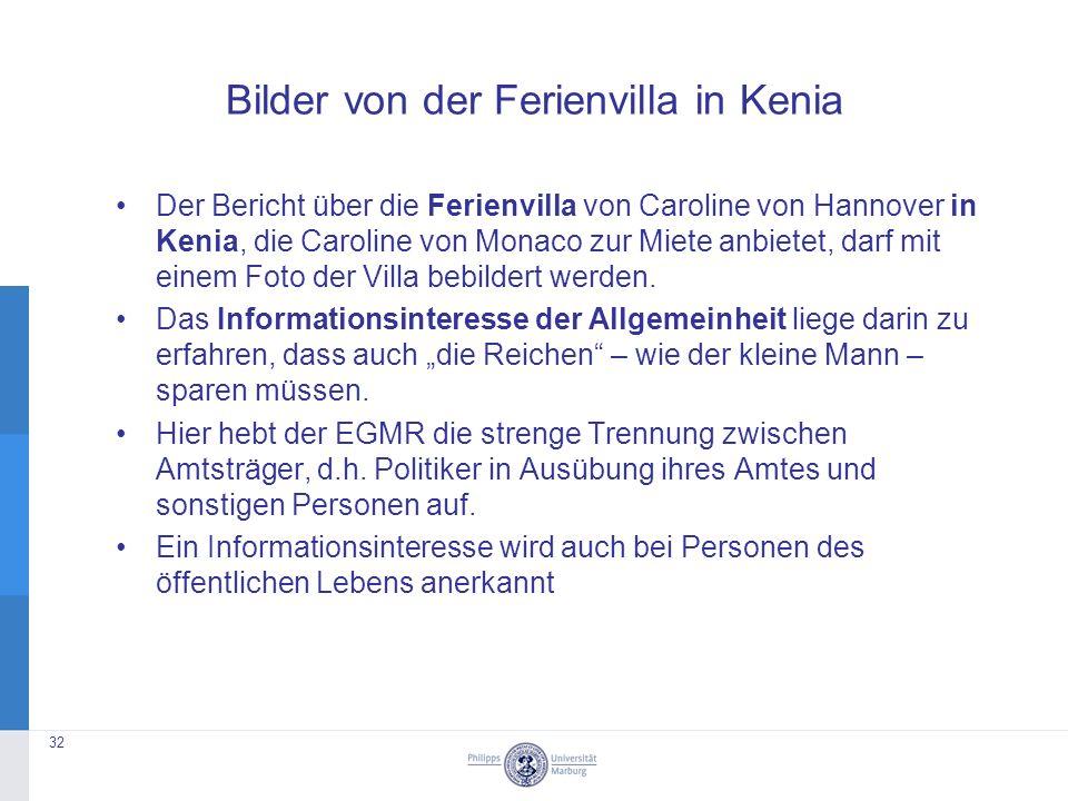 Bilder von der Ferienvilla in Kenia Der Bericht über die Ferienvilla von Caroline von Hannover in Kenia, die Caroline von Monaco zur Miete anbietet, darf mit einem Foto der Villa bebildert werden.