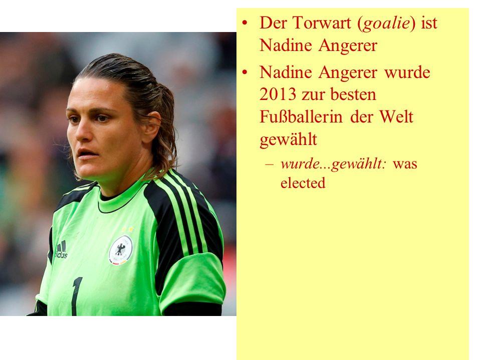 Das waren die Höhepunkte des Endspiels um die Europameisterschaft der Frauen im Jahre 2013 –die Meisterschaft = championship Die deutsche Frauen haben