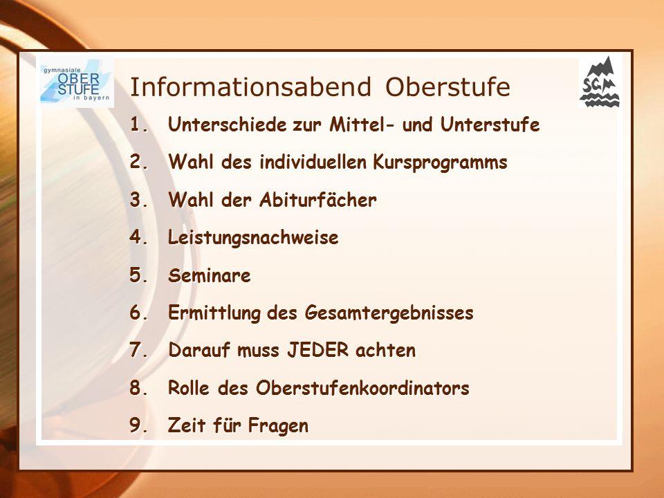 Studien- und Berufsorientierung(BuS) Projektarbeit max.