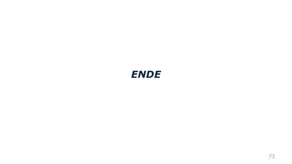 ENDE 73