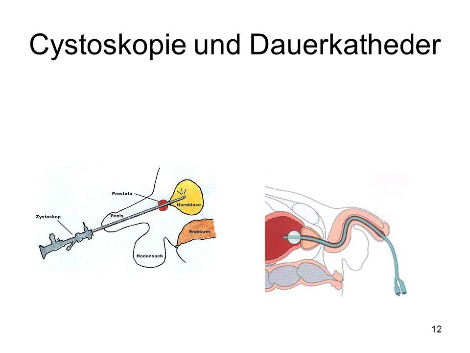 12 Cystoskopie und Dauerkatheder