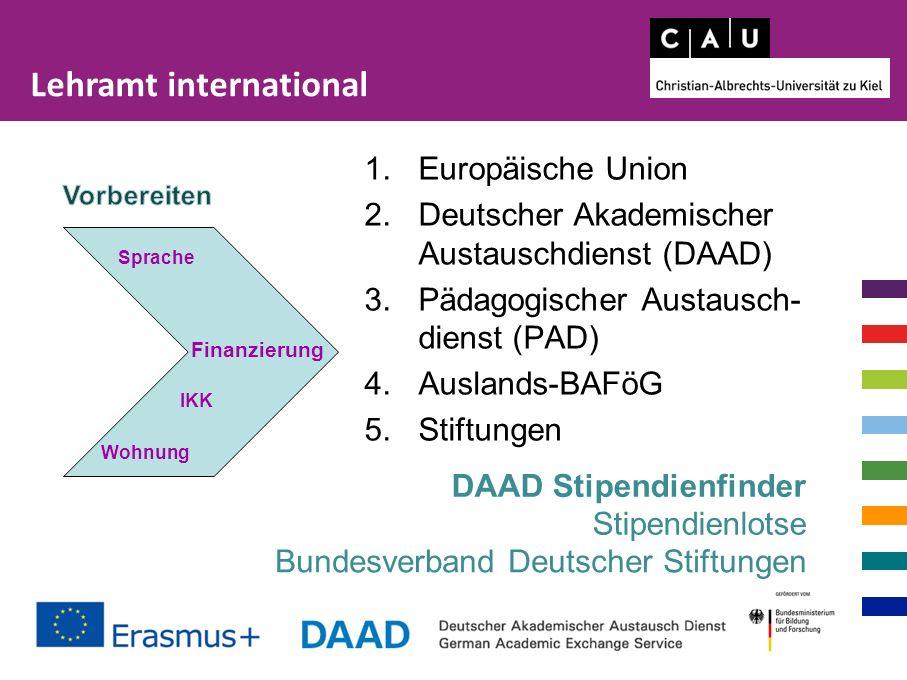 Amity Institute Schulpraktika über 1 Semester in USA Assistenz Deutschunterricht u.A.