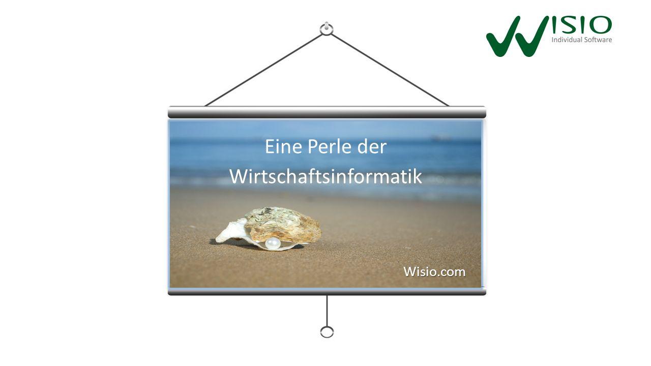 Wisio.com Eine Perle der Wirtschaftsinformatik