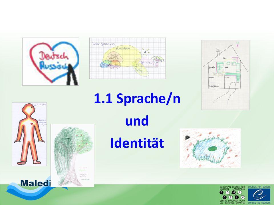 1.1 Sprache/n und Identität