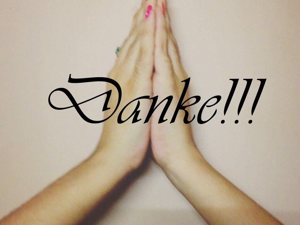 Danke!!!