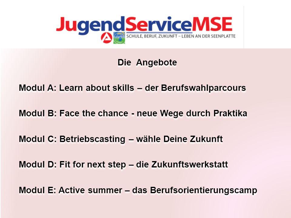 Umsetzung: Modul E Active summer: 07.08.- 19.08.2016 20 Teilnehmer Schüler nach Vollendung Kl.
