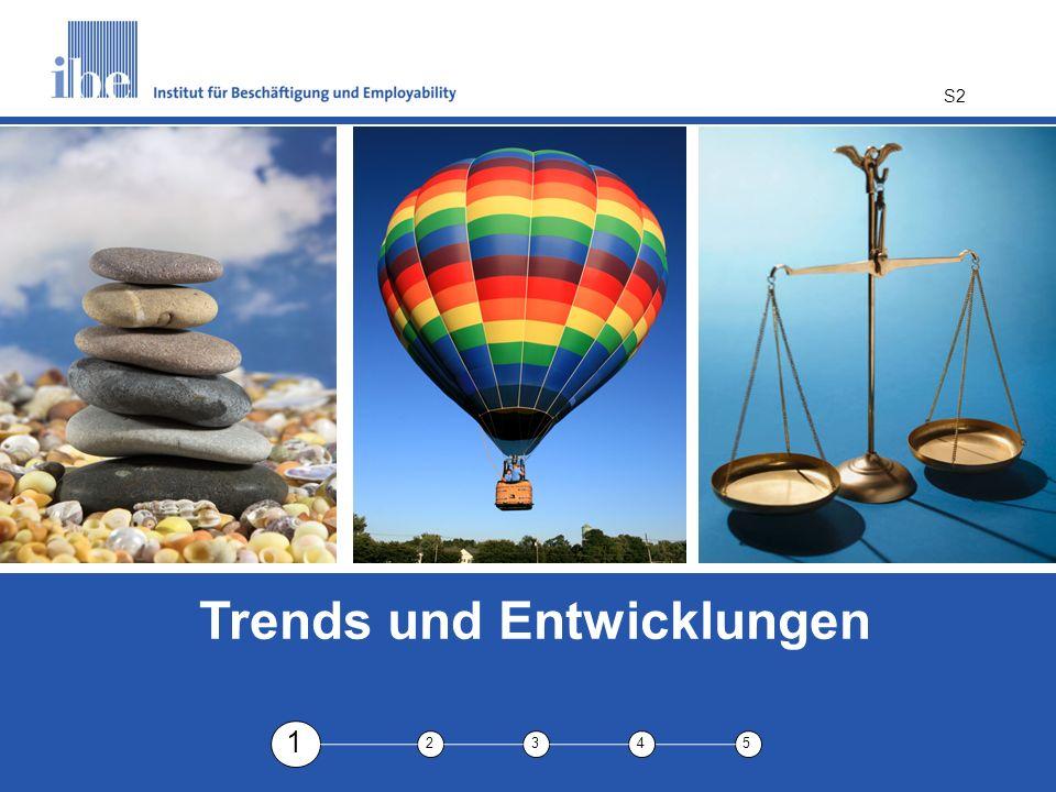 Trends und Entwicklungen 1 234 S2 5